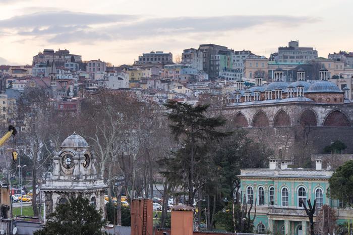 Стамбул — город, являющийся культурным, экономическим и финансовым сердцем Турции, в пятый раз делает попытку провести Олимпийские игры. Фото: Ian Gavan/Getty Images