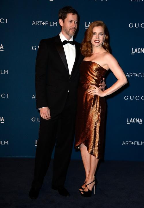 Актриса Эми Адамс на вечере LACMA Art + Film Gala 2013 в Лос-Анджелесе 2 ноября 2013 года. Фото: Jason Merritt/Getty Images for LACMA