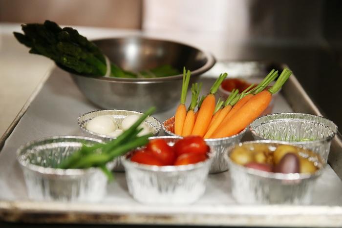 Овощи. Фото: Neilson Barnard/Getty Images for the New York Culinary Experience