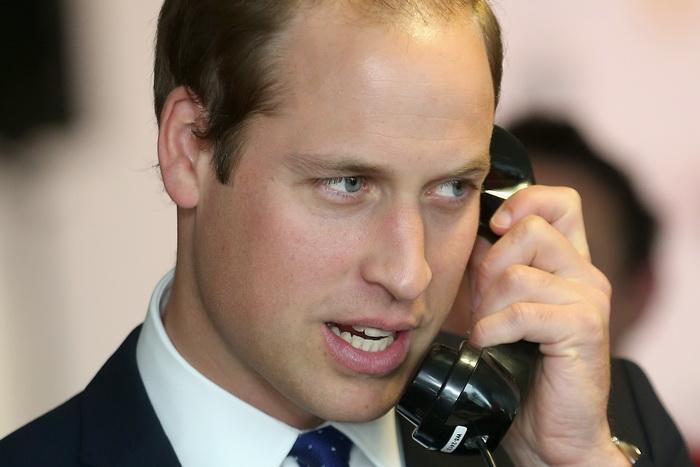 Принц Уильям, 11 сентября 2013 года. Фото: Chris Jackson - WPA Pool/Getty Images