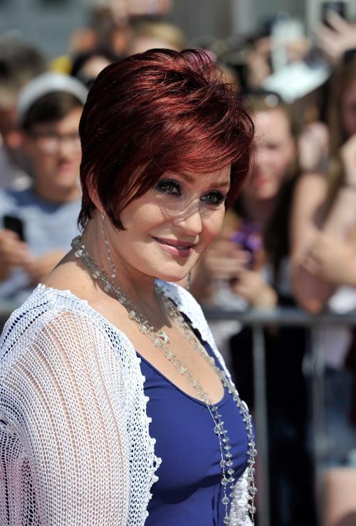 Шэрон Осборн. Модные причёски июля продемонстрировали знаменитости на ярких мероприятиях июля 2013 года. Фото: Gareth Cattermole/Getty Images
