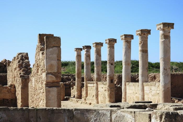 Археологический парк Като Пафос, Кипр. Фото: Anthony Baggett/Photos.com
