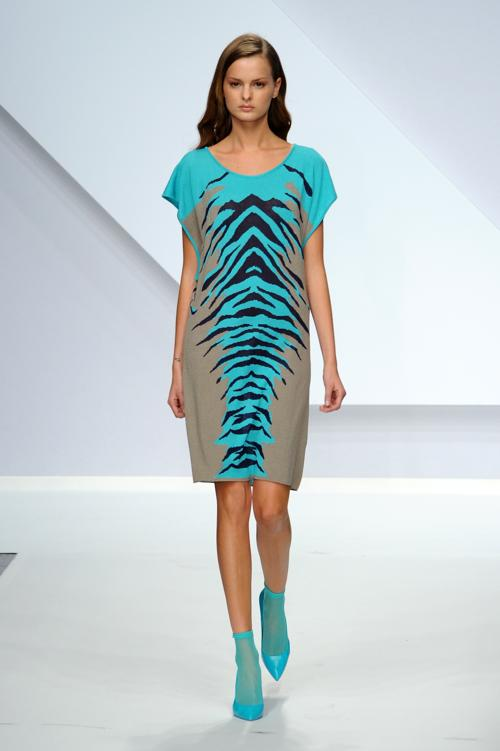 Известный итальянский бренд Krizia представил новую коллекцию весна-лето 2014 на Неделе моды в Милане 19 сентября 2013 года. Фото: Pier Marco Tacca/Getty Images