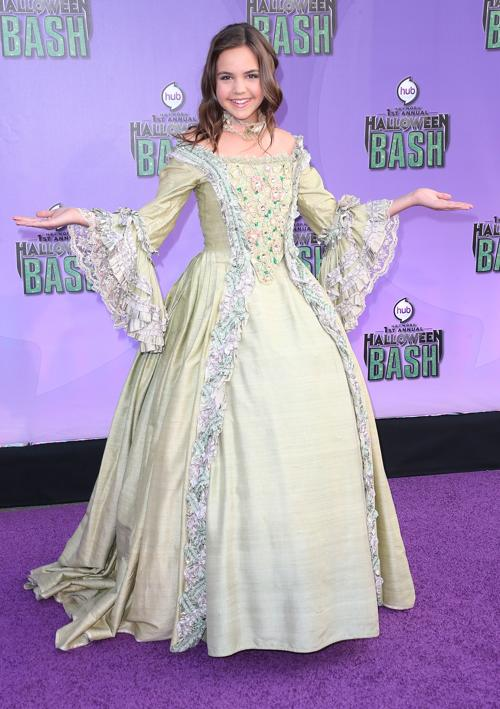 Актриса Бэйли Мэдисон прибыла 20 октября 2013 года в Санта-Монику на церемонию открытия новой награды «Джеки» за лучший костюм на Хэллоуин. Фото: Frederick M. Brown/Getty Images