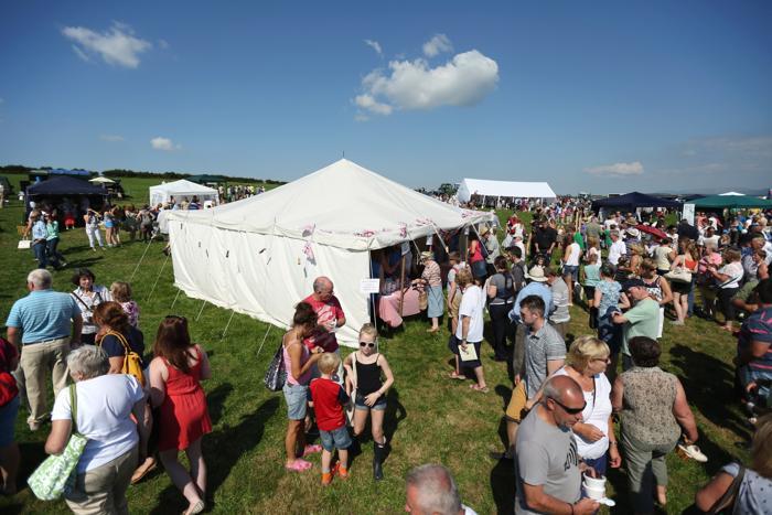 Фестиваль пудинга, который проходит раз в 21 год, отпраздновали 26 августа 2013 года в деревне, расположенной рядом с  английским Ланкастером. Фото: Oli Scarff/Getty Images