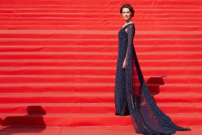 Лянка Грыу посетила закрытие кинофестиваля в Москве 29 июня 2013 года. Фото: Oleg Nikishin/Getty Images for Artefact