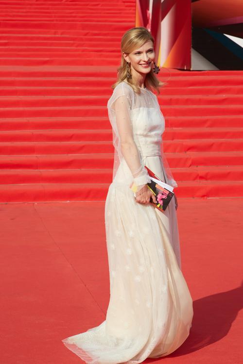 Светлана Иванова посетила закрытие кинофестиваля в Москве 29 июня 2013 года. Фото: Oleg Nikishin/Getty Images for Artefact