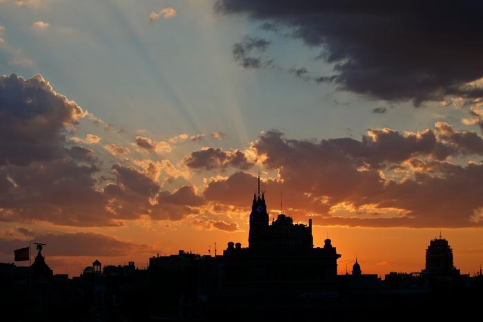 Мадрид готовится стать местом проведения Летних Олимпийских Игр 2020 года. Август 2013 года. Фото: Gonzalo Arroyo Moreno/Getty Image