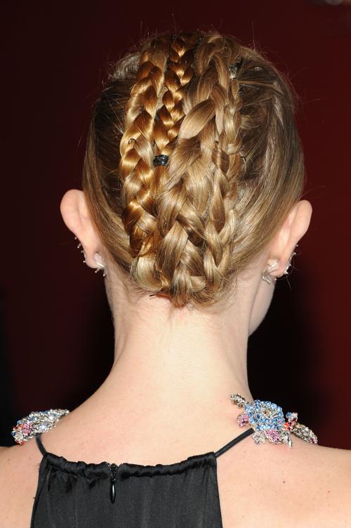 Актриса Кейт Босуорт. Знаменитости представили модные причёски осени на ярких мероприятиях октября 2013 года. Фото: Ben Gabbe/Getty Images