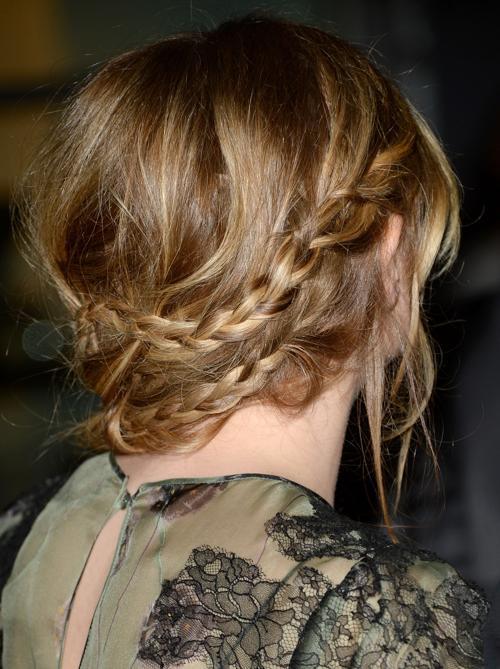 Актриса Хлоя Грейс Моретц. Знаменитости представили модные причёски осени на ярких мероприятиях октября 2013 года. Фото: Jason Merritt/Getty Images