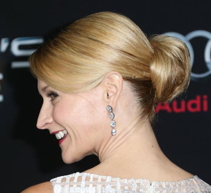 Актриса Андреа Пауэлл. Знаменитости представили модные причёски осени на ярких мероприятиях октября 2013 года. Фото: Frederick M. Brown/Getty Images