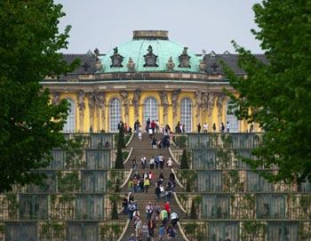 Германия. Фото: JOHANNES EISELE/AFP/Getty Images