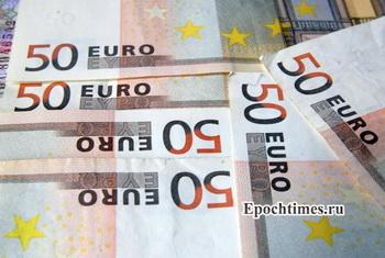 Инфляция в еврозоне остаётся на уровне 1,6%. Фото: Великая Эпоха (The Epoch Times)