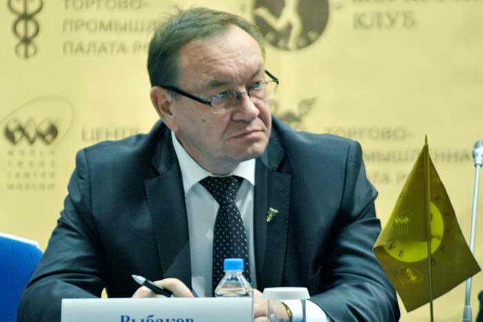 Вице-президент ТПП РФ Александр Рыбаков. Фото предоставлено пресс-службой ТПП РФ