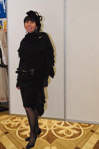 Елена Клестова, царица дамских шляп