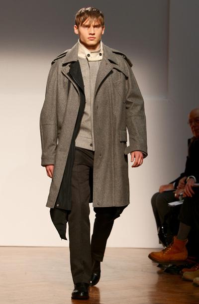 Pringle Of Scotland  в Милане (18.01.2010) на выставке «Мужская одежда – осень/зима 2010». Фото: Vittorio Zunino Celotto/ Getty Images