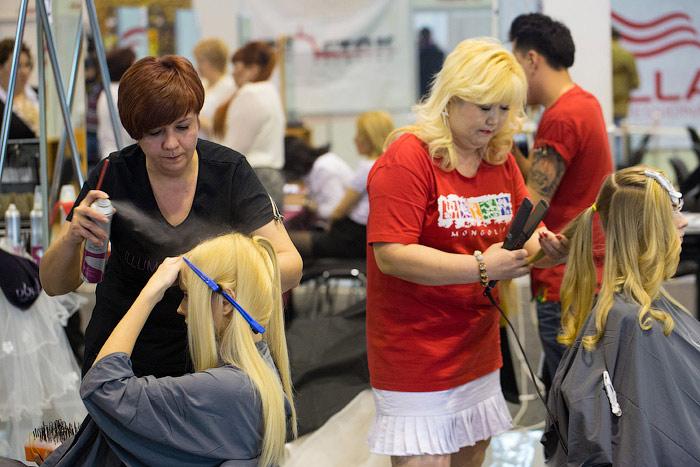 Международный фестиваль beauty-индустрии «Линия красоты». Фото: Николай Ошкай/Великая Эпоха (The Epoch Times)