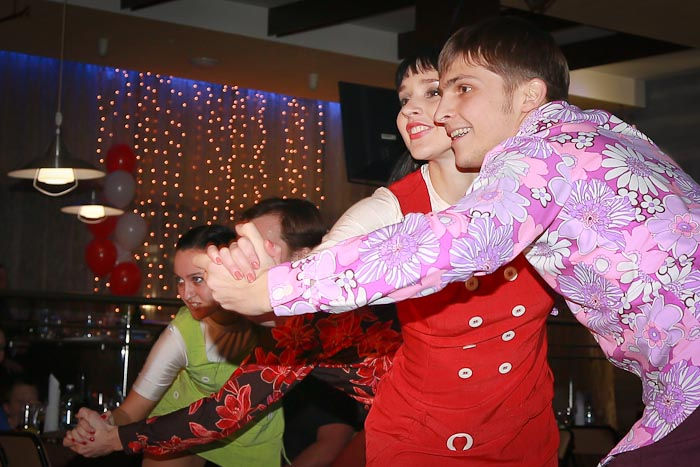 Фестиваль «Мистер и Миссис Элит-2012». Фото: Сергей Лучезарный/Великая Эпоха (The Epoch Times)