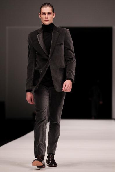 Мужская коллекция 2011 на Сингапурской неделе моды, 31 марта 2011, Сингапур. Фото:  Chris McGrath/Getty Images