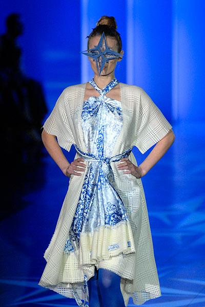 Украинская неделя моды/Ukrainian Fashion Week:коллекция Елены Даць. Фото: Владимир Бородин/The Epoch Times (Великая Эпоха)