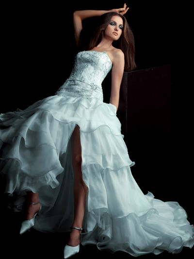 Cвадьбные наряды от Gritti spose. Фото сefu.com.cn
