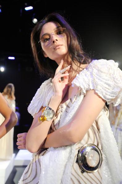 Презентация коллекции Binetti  Весна-2011на Неделе Mercedes-Benz Fashion Week. Фото: Fernanda Calfat/Getty Images
