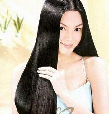 Секреты молодости и красоты. Уход за волосами. Фото с beauty.pclady.com.cn