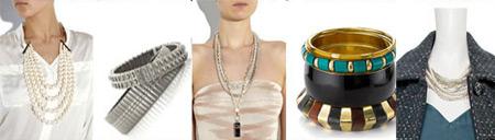 Модные украшения лета-2010. Фото с bt-lady.com.ua