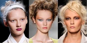 Модные тенденции  Макияж-2010. Фото с euro-moda.ru