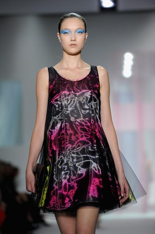 Christian dior на неделе моды в париже часть