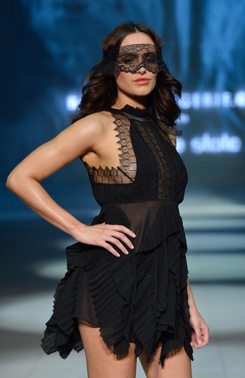 Бельё Lovable от Bendon на Mercedes-Benz Fashion Festival 2012 в Сиднее. Фоторепортаж. Фото: Stefan Gosatti/Getty Images