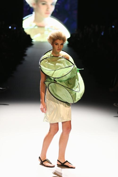 Коллекция  Oerlikon на показе моды в Цюрихе. Фоторепортаж. Фото: Andreas Rentz/Getty Images for IMG
