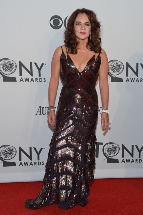 Наряды знаменитостей на церемонии награждения 66th Annual Tony Awards. Stockard Channing. Фоторепортаж. Фото: Mike Coppola/Getty Images