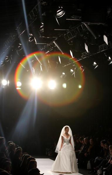 Свадебное шоу в Новой Зеландии. Фото: Graham Denholm/Sandra Mu/Getty Images