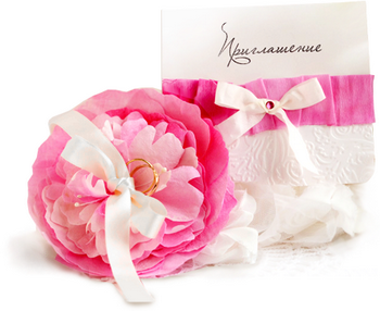 Свадебные принадлежности и аксессуары  и подарки. Фото: pion-decor.ru