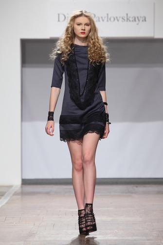 Осень-зима 2013-2014: тренды Haute Couture. Фото: fashion-piart.ru