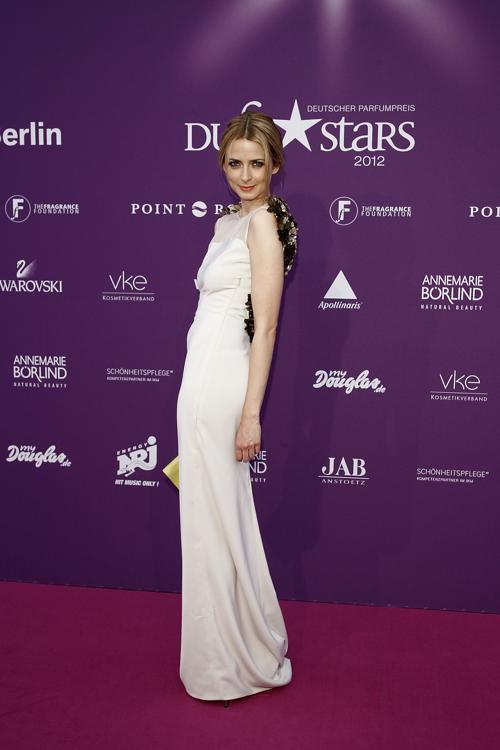 Звезды на Duftstars Awards 2012 в Берлине. Eva Padberg. Фоторепортаж. Фото: Andreas Rentz/Getty Images