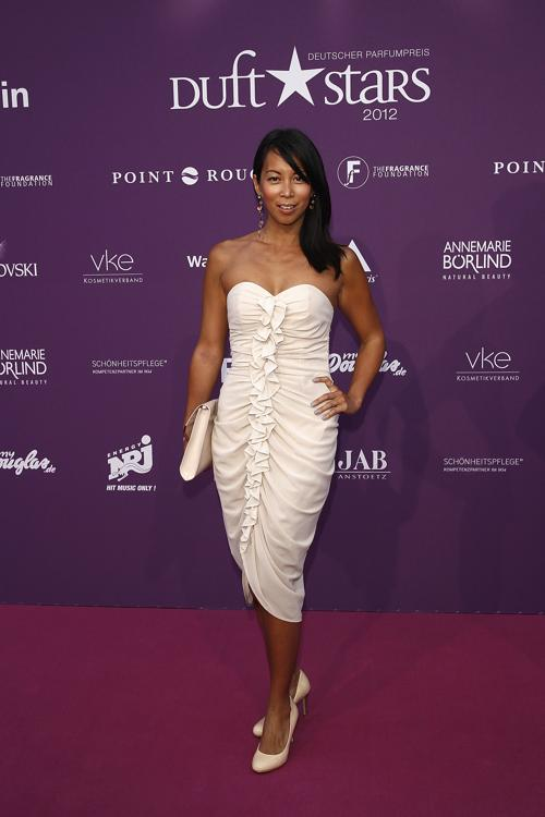 Звезды на Duftstars Awards 2012 в Берлине. Minh-Khai Phan-Thi. Фоторепортаж. Фото: Andreas Rentz/Getty Images