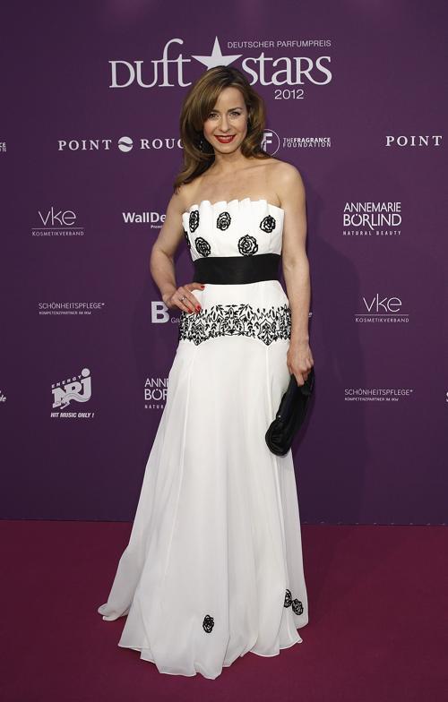 Звезды на Duftstars Awards 2012 в Берлине. Bettina Cramer. Фоторепортаж. Фото: Andreas Rentz/Getty Images