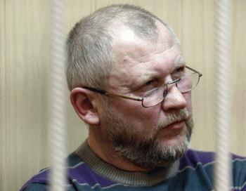 Оглашение приговора Михаилу Глущенко. Фото РИА Новости