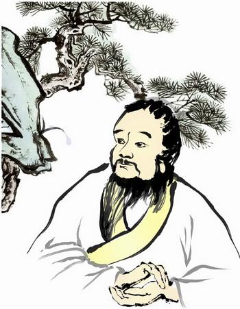 Бянь Цюэ - божественный, ясновидящий доктор. Иллюстрация: Джессики Чан/Великая Эпоха (The Epoch Times)