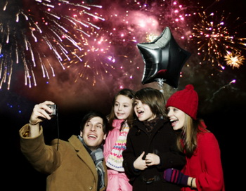 Празднование Нового года – дело особое. Фото: Getty Images