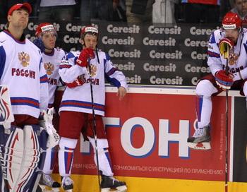 Сборная Россия по хоккею. Фото: Getty Images