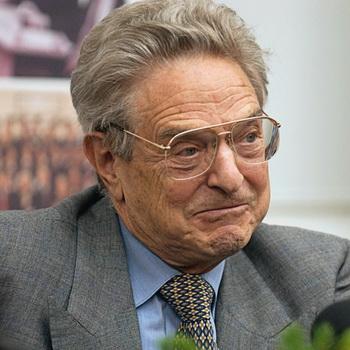 Джордж Сорос. Фото РИА Новости
