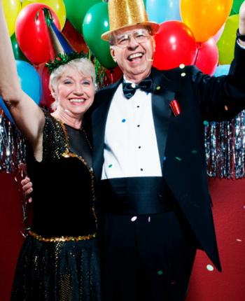 Игры под Новый год желательно готовить заранее! Фото: Getty Images