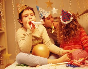 К организации детского Нового года следует относиться с полной серьезностью и знанием дела. Фото:  Getty Images
