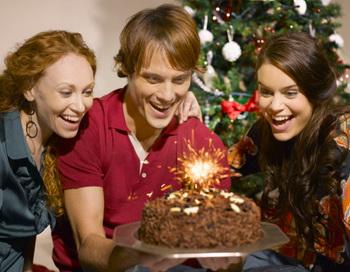 Не забудьте праздничное меню сделать хотя бы немного «огнедышащим».  Фото: Getty Images