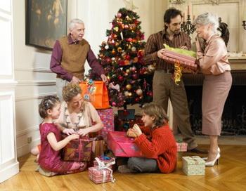 Без новогодних подарков не проходит ни один Новый год! Фото: Getty Images