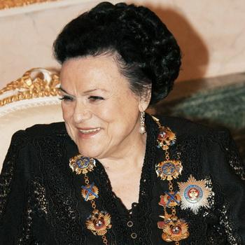 Людмила Зыкина. Фото РИА Новости