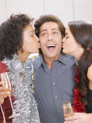 Новый год – праздник веселый, компанейский. Отметить его нужно интересно и весело.  Фото: Getty Images